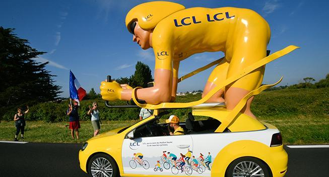 GENSE: Feltet.dks liveoptakt til Tour de France