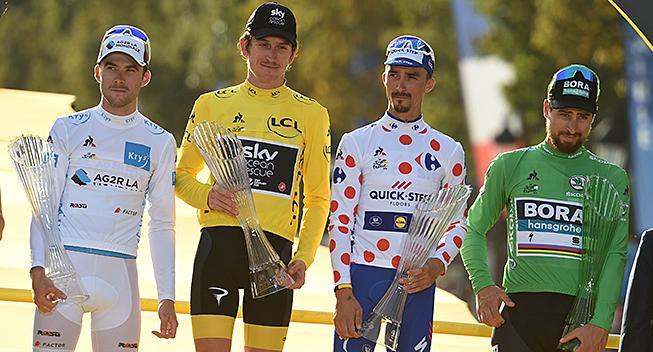 Officielt: Tour de France starter i Danmark i 2021