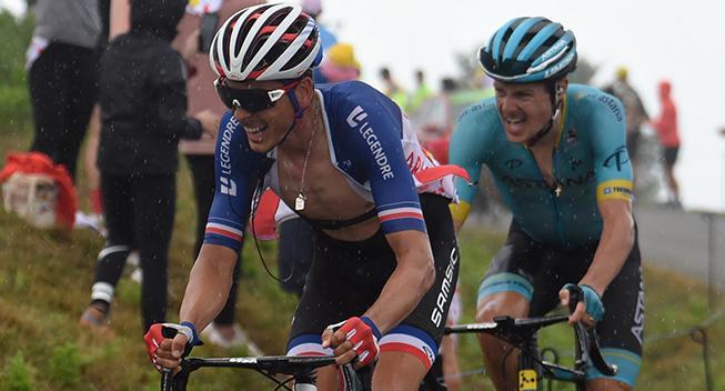Efter 15. etape i Touren: Sådan er klassementet på point