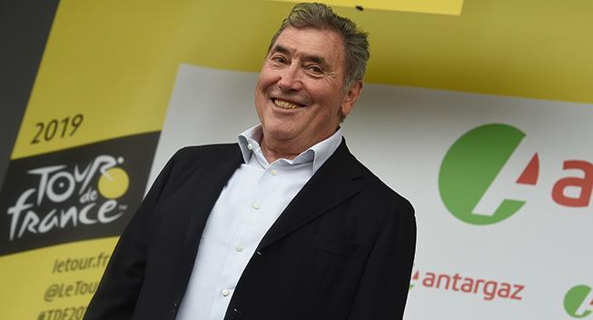 Eddy Merckx til Mads P.: Du var den bedste