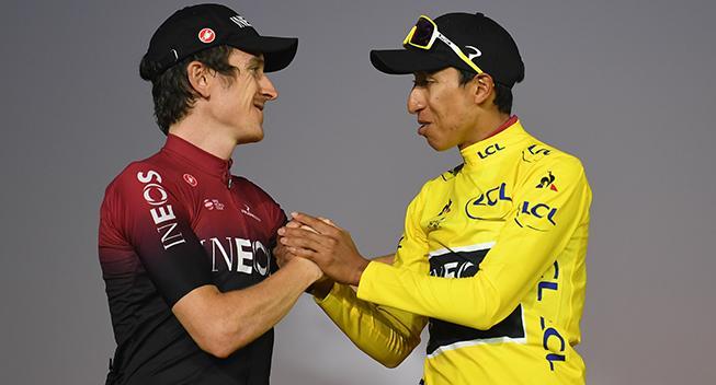 Bernal fristet af næste års Giro-rute
