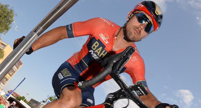 Colbrelli: Med Cavendish på holdet kan jeg blive en bedre sprinter