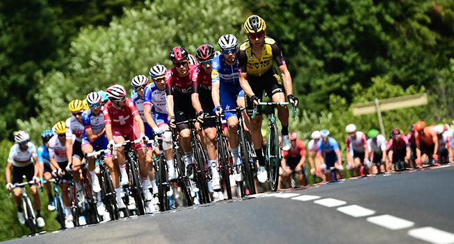 UCI, Jumbo-Visma og Team Ineos udtaler sig ovenpå diskvalificeringer