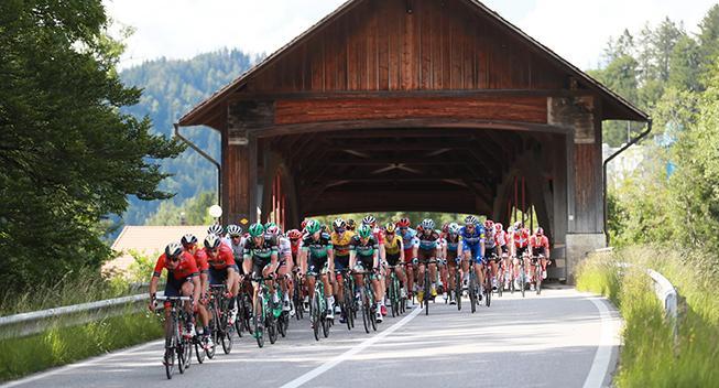 Optakt med etapevinderbud: Österreich-Rundfahrt