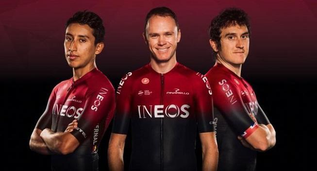 Jim Ratcliffe: INEOS forlader sporten, hvis holdet bliver taget for doping
