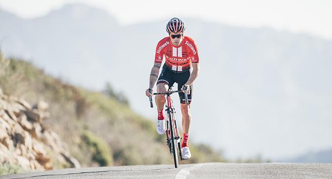 Nomaden Roche vil være mere end en, der bare cykler rundt