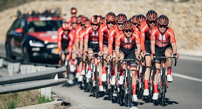 Sunweb ændrer strategi efter Dumoulins Giro-exit