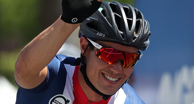Amerikaner meldes tæt på Israel Cycling Academy