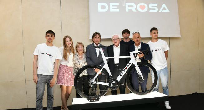 Produktnyt: De Rosa lancerer 2020-kollektion