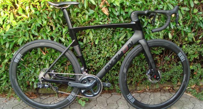 Test: Python Pro Stealth cykel