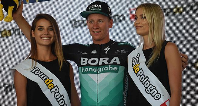 Optakt: 3. etape af Tour de Pologne