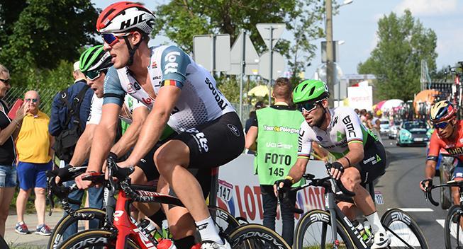 Belgisk WorldTour-rytter skifter til kontinentalhold