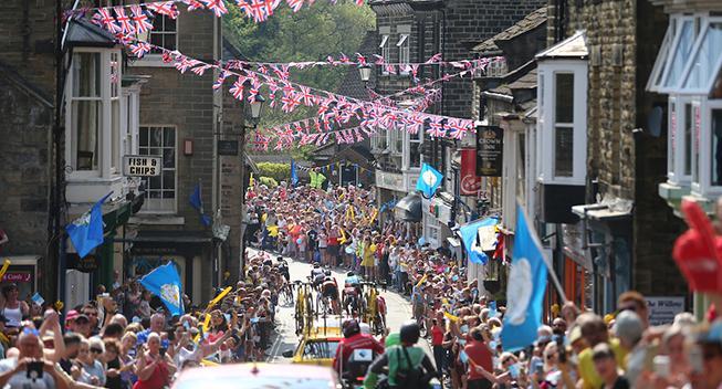 Næste års VM-ruter i Yorkshire er blevet offentliggjort