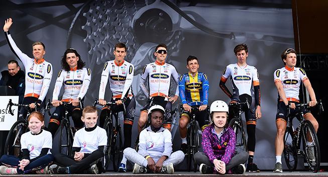 Riwal Readynez har holdet klar til tre belgiske endagsløb
