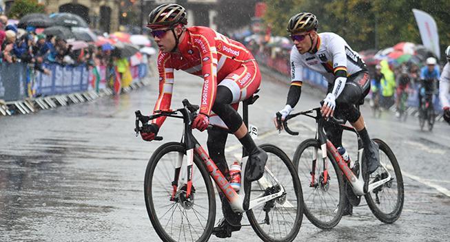 Casper Pedersen fortsætter sæsonen i Tyskland