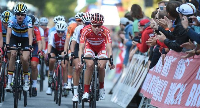 Langvad toer i kvindernes Strade Bianche – Uttrup femmer