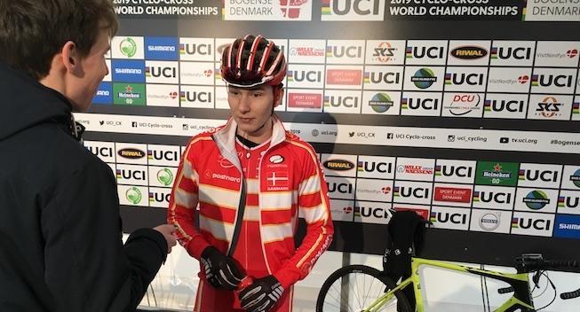 Otte danskere til start ved weekendens EM i cyklecross