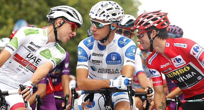 Vueltaen 2020: Stor etape kan få mål i Frankrig