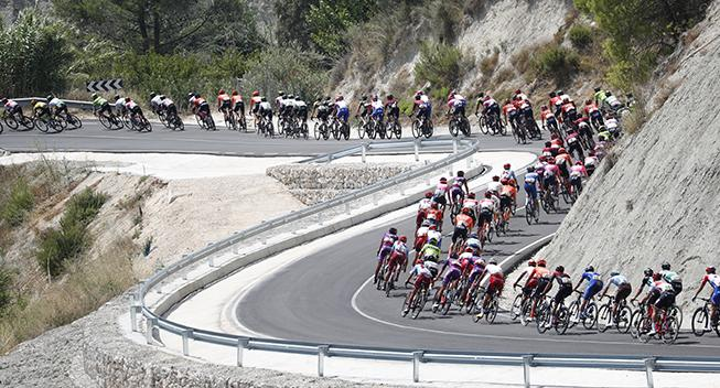 Overblik: Udgåede ryttere i årets Vuelta a España