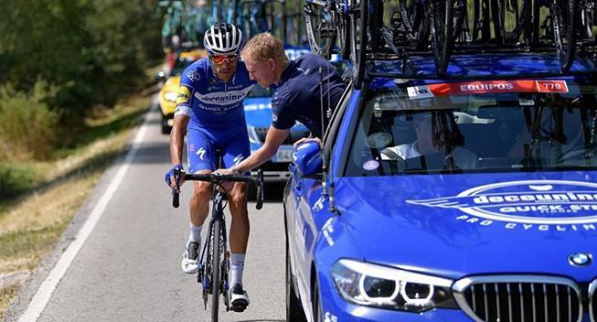 Vuelta-værkstedet: Rygtet til Riis - man ved ikke en skid