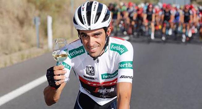 Contador om Bernal: Han kan definere en æra
