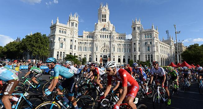 Medie: Bjergrigt Vuelta a España i vente