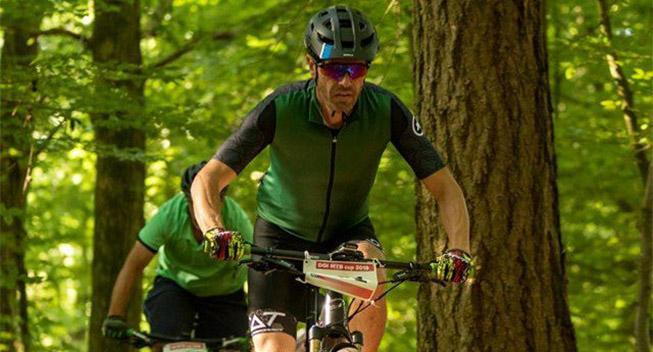 Motion: Min MTB-sæson - Jeg kører på cykel for sjov