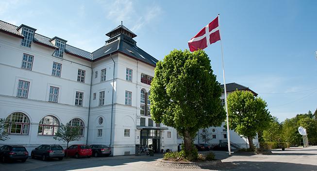 På tur til Vejlsøhus og MTB i Silkeborg