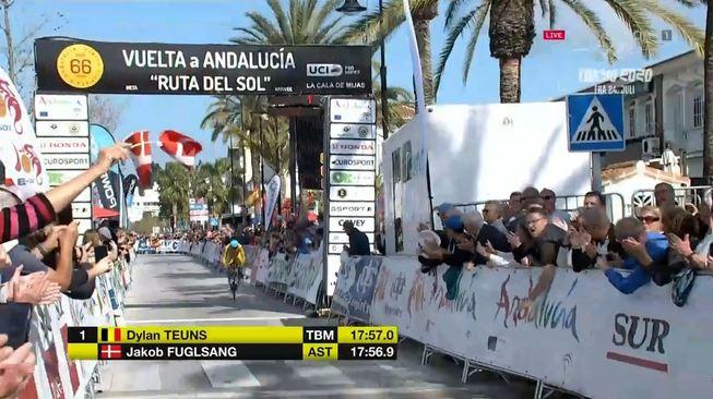 Jakob Fuglsang vinder årets udgave af Vuelta a...