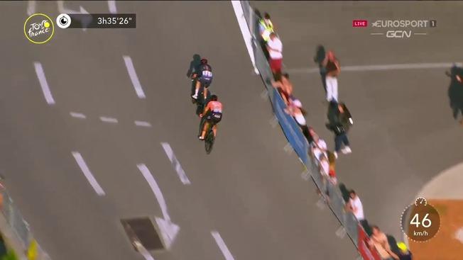 Endnu en etapesejr til Søren Kragh i Tour...