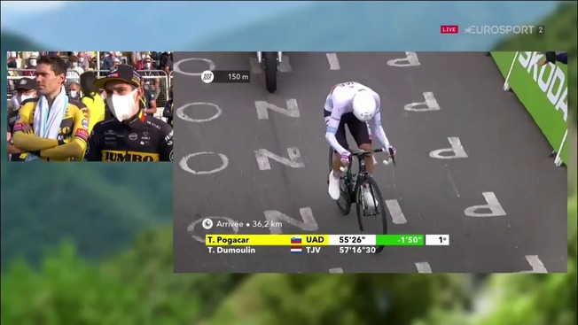 Et sandt mirakel! Pogacar vinder Tour de France...